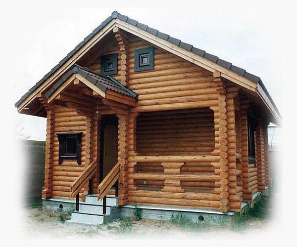 Сроительство домов из сруба,Преимущества современных домов из сруба